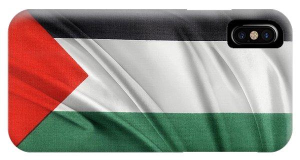 Palestine Flag IPhone Case