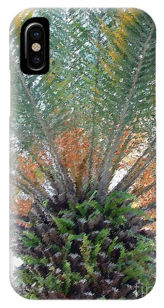 Palm Art IPhone Case