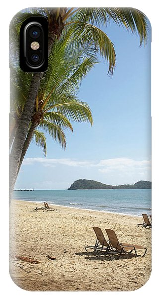Qld iPhone Case - Palm Cove, Cairns, North Queensland by David Wall