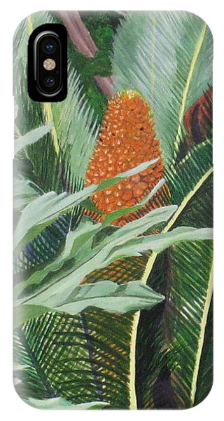 Palm King IPhone Case