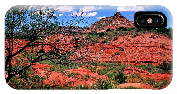 Palo Duro Canyon State Park IPhone Case