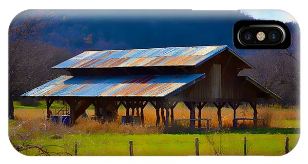 IPhone Case featuring the photograph Palo Pinto 0088 by Ricardo J Ruiz de Porras
