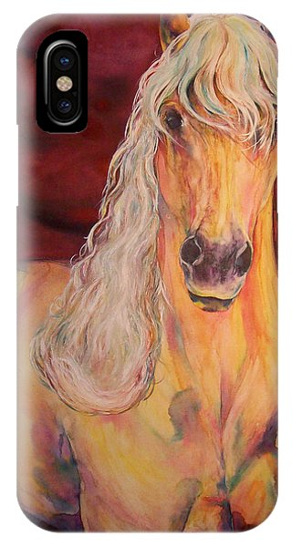 Palomino Ruby  IPhone Case