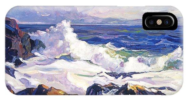 Palos Verdes Surf IPhone Case