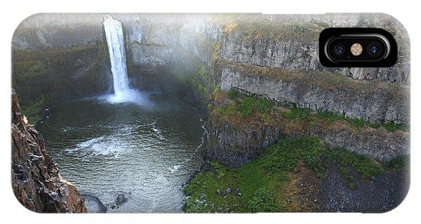 Palouse Falls IPhone Case