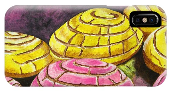 Pan Dulce I IPhone Case
