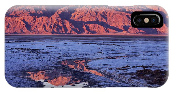 Panamint Reflection 2 IPhone Case