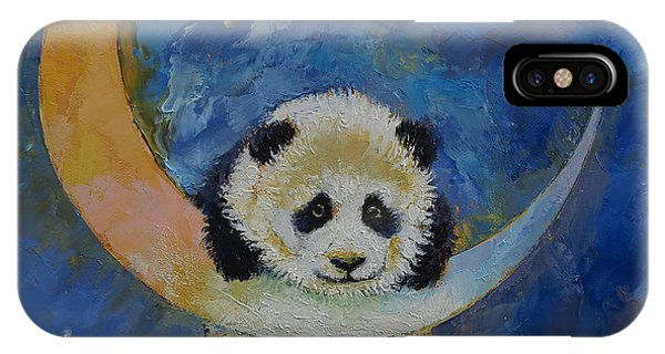 Panda Stars IPhone Case