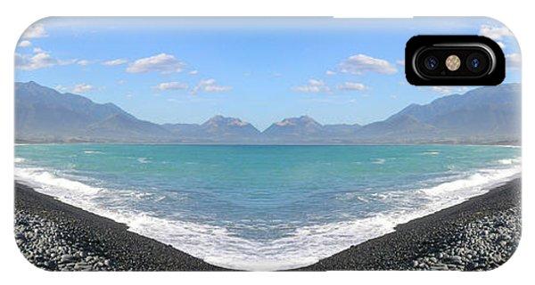 Panorama Lake IPhone Case