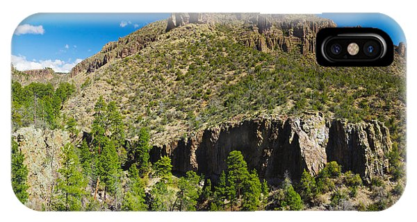 San Miguel iPhone Case - Panorama Of Dome Wilderness, San Miguel by Panoramic Images