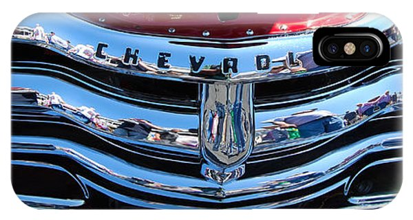 Panoramic Chevy Grill IPhone Case