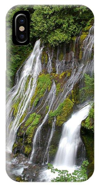 Panther Creek Falls 2- Washington IPhone Case