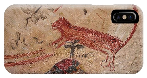 Panther From Panther Cave IPhone Case