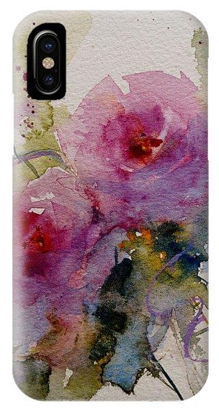 Paper Roses IPhone Case