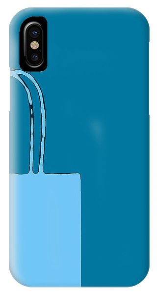 Simple iPhone Case - Paper Sack by Bob RL Evans
