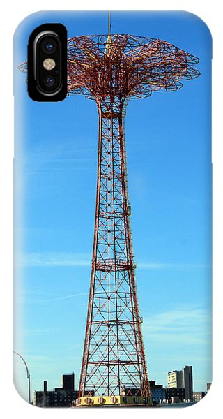 Parachute Jump Iphone Case IPhone Case