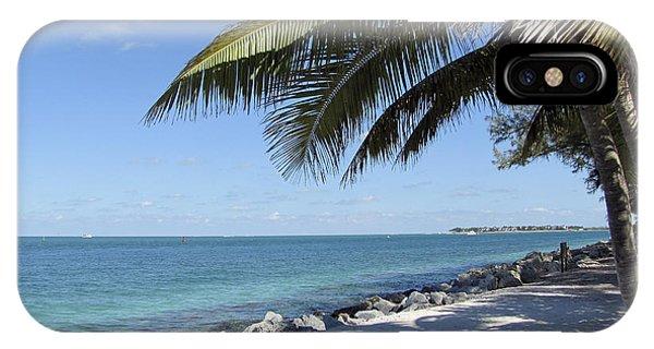Paradise - Key West Florida IPhone Case