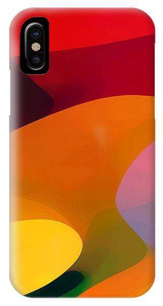 Paradise Found 1 Panel C IPhone Case