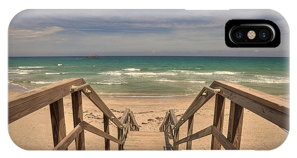 Paradise In Jupiter IPhone Case