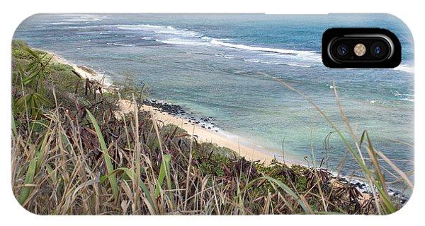 Paradise Overlook IPhone Case