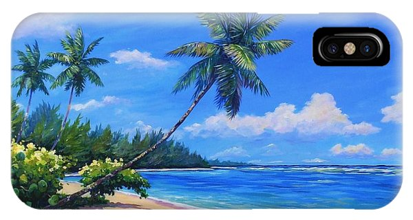Paradise Palms IPhone Case