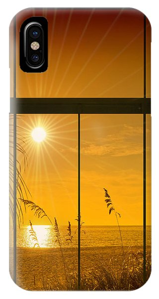 Paradise View II IPhone Case