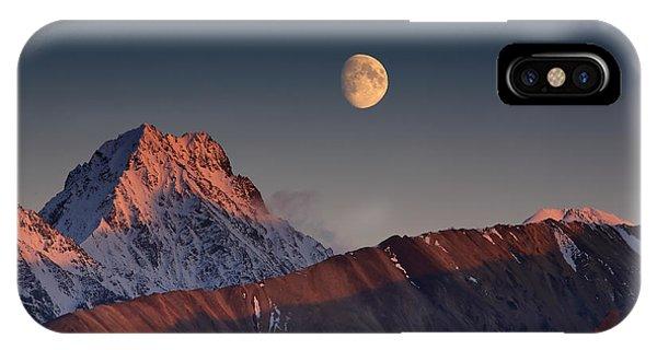 Paradox IPhone Case