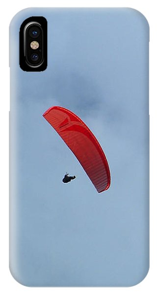 Parapente IPhone Case