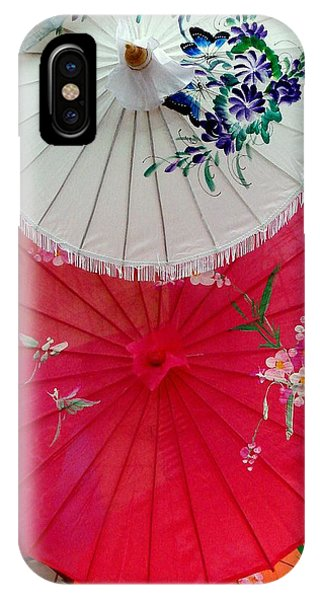 Parasols 1 IPhone Case