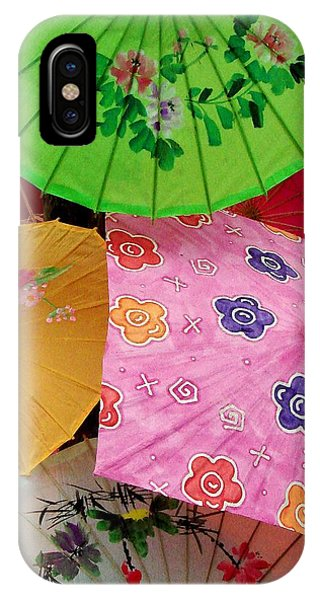 Parasols 2 IPhone Case
