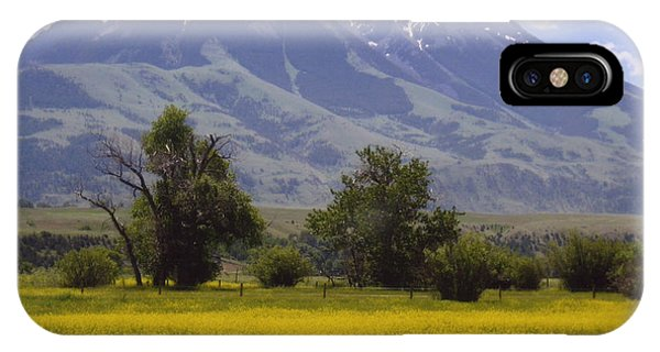 Pardise Valley  IPhone Case