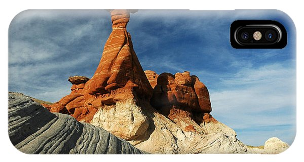 1010a Paria Canyon Rock Formation IPhone Case
