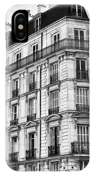Paris Architecture I IPhone Case