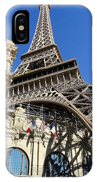 Paris Casino IPhone Case