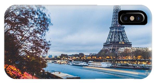 Paris iPhone Case - Paris by Cory Dewald