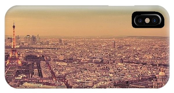 Travel iPhone Case - Paris Is Everything I Expected And So by Vivienne Gucwa