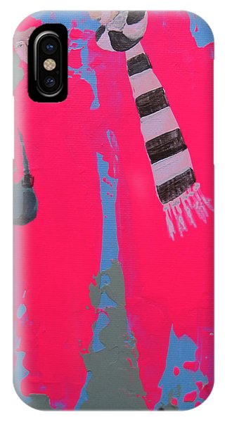 Paris Promenade IPhone Case