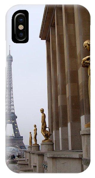 Paris Phone Case by Sanjeewa Marasinghe