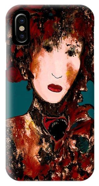 Mustard iPhone Case - Parisienne by Natalie Holland