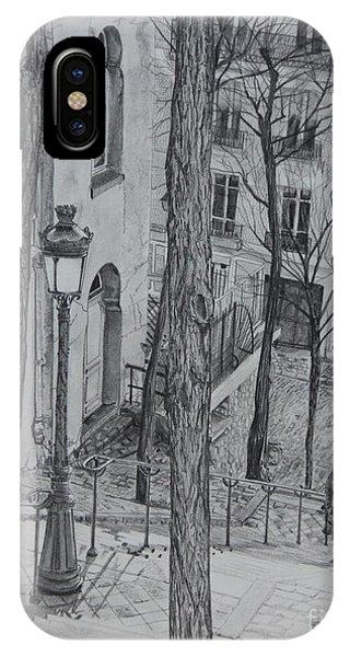 Parisienne Walkways IPhone Case