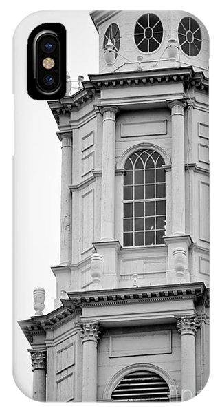 Park Street Church Boston IPhone Case