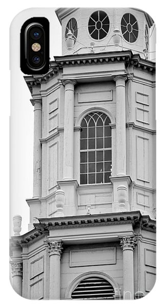 Park Street Church Boston IPhone Case