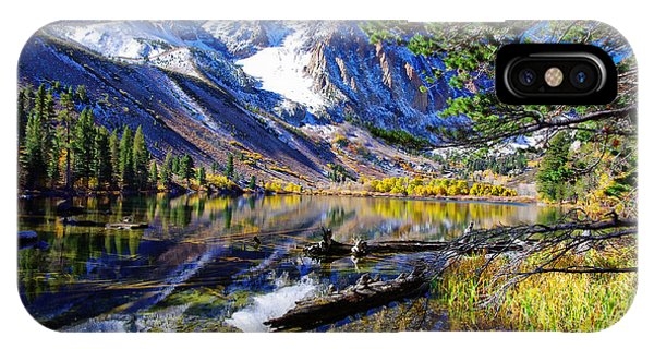 Parker Lake California IPhone Case