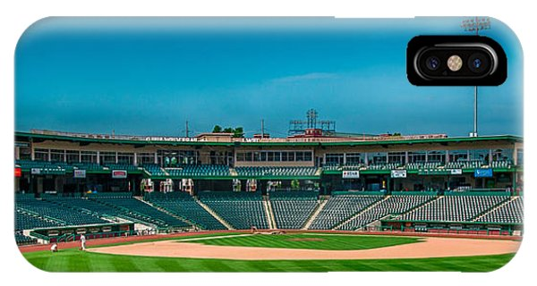 Parkview Field Fort Wayne IPhone Case