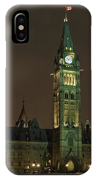 Parliament Hill IPhone Case