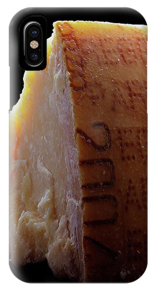 Parmesan Cheese IPhone Case