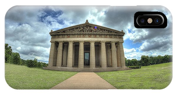 Parthenon Phone Case by Honour Hall