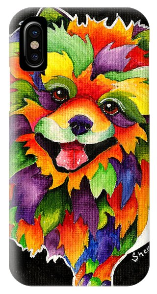Party Pom IPhone Case