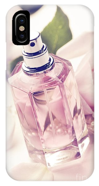 Parume Bottle IPhone Case