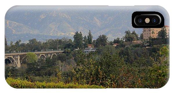 Pasadena IPhone Case